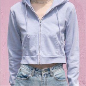 Brandy melville hoodie (READ BIO)